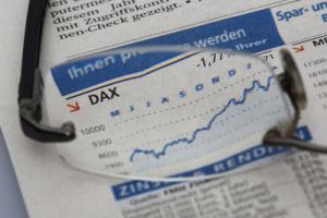 Deutscher Aktienindex Zeitung
