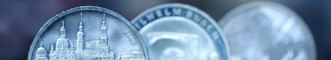 Anlagemünzen und echte Sammlerstücke: Das gilt es bei der Münze als Wertanlage zu beachten